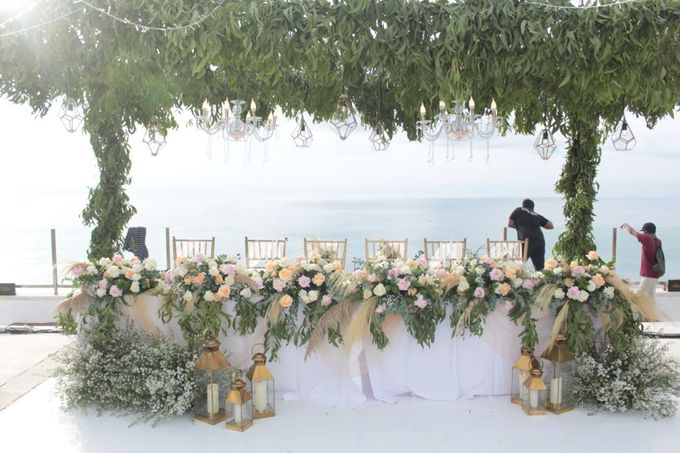 The Wedding of  Jimmy & Michele by Dua Insan Decoration - 004