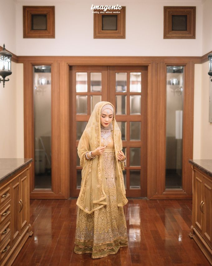 Mehndi Night of Hamidah by Imagenic - 009