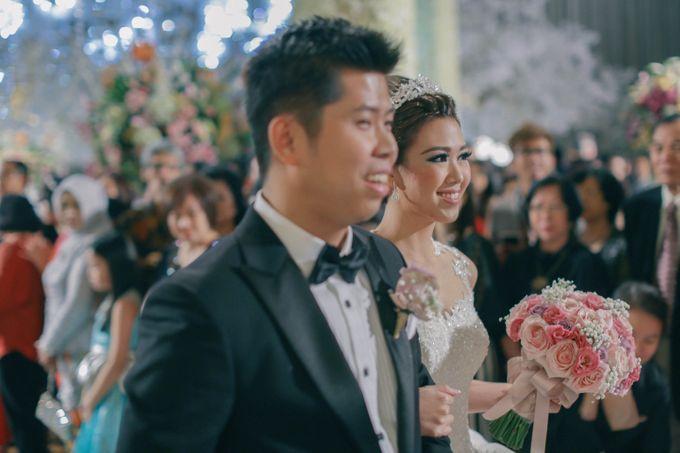 Maurice & Natasya Jakarta Wedding by Ian Vins - 033