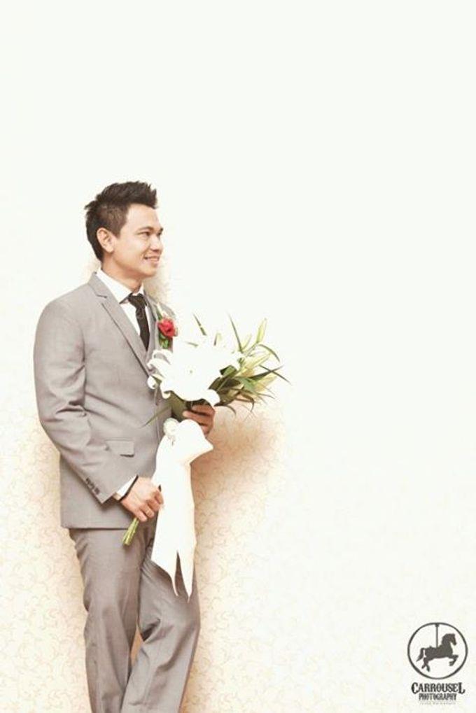 Arthur & Helen Wedding by Carrousel Photography - 008