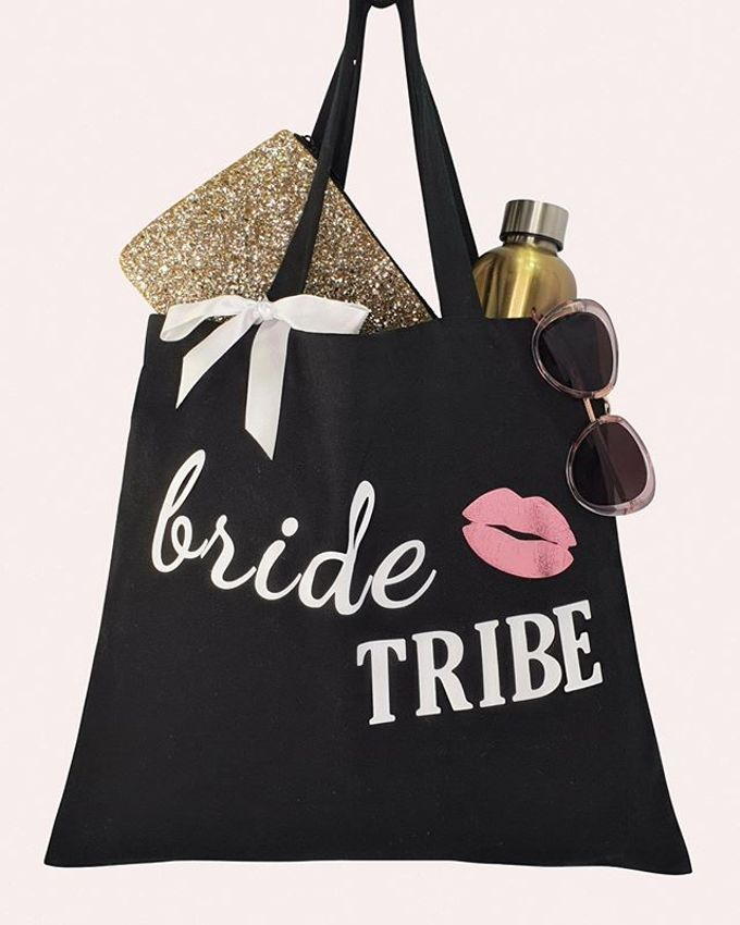 Bridal Robes & Wedding Totes by First Blush Co. - 007