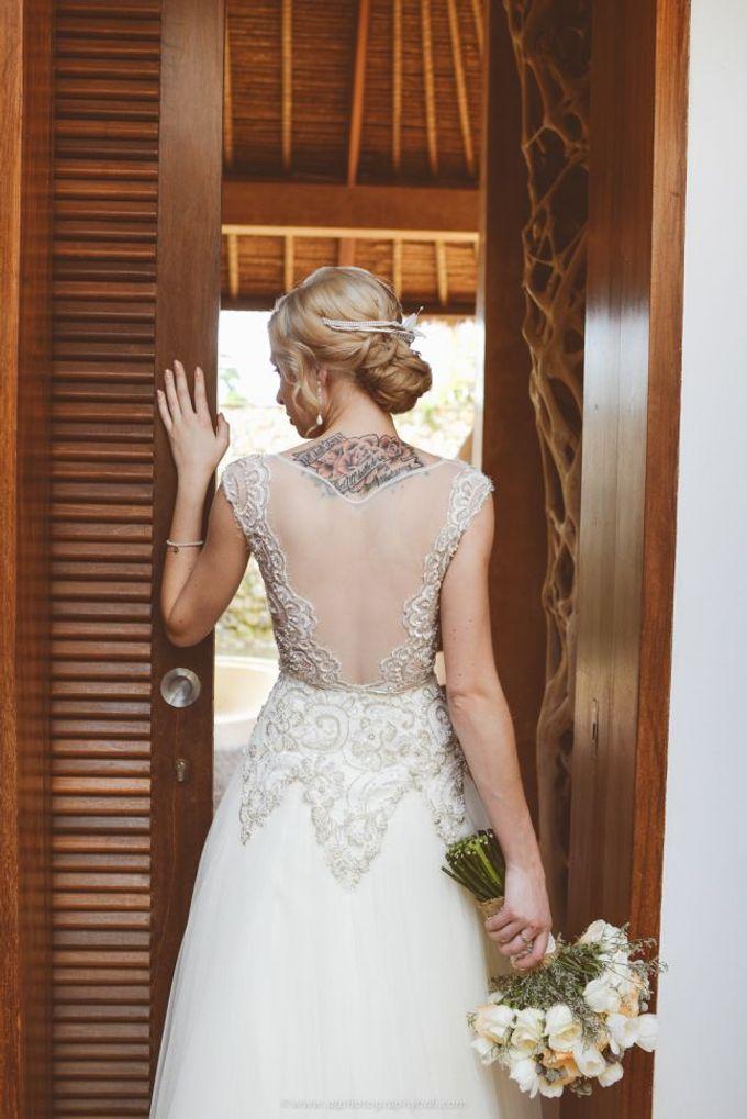Tori & Sam | Bali Wedding by AT Photography Bali - 002
