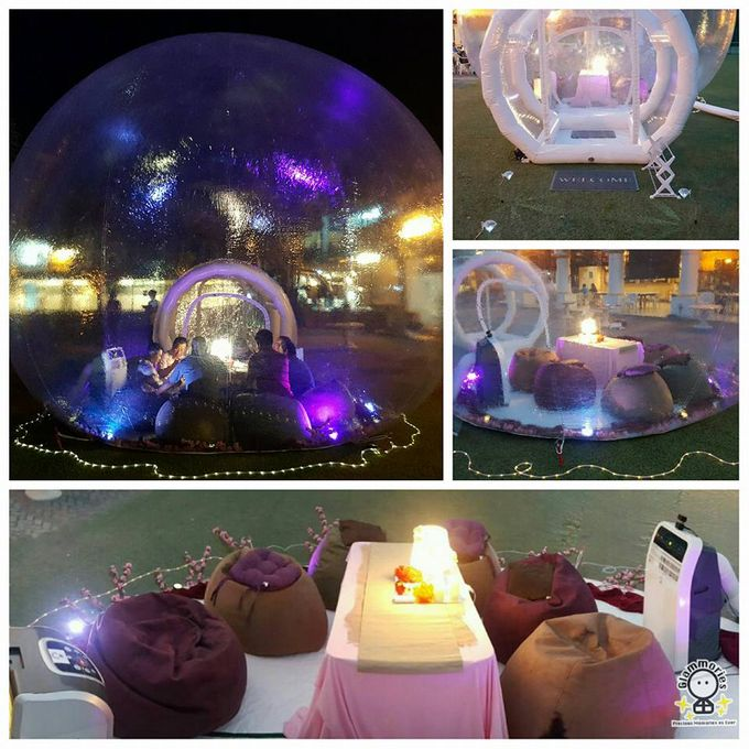 Bubble Love Hut by Glammories - 011