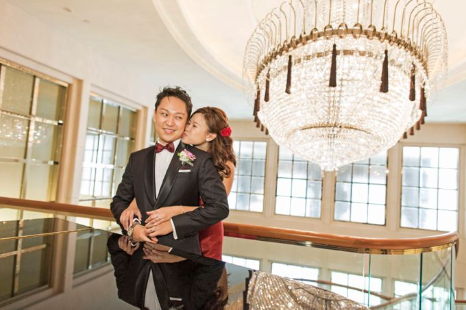 St Regis Singapore Wedding 2 by Ray Gan Photography - 009
