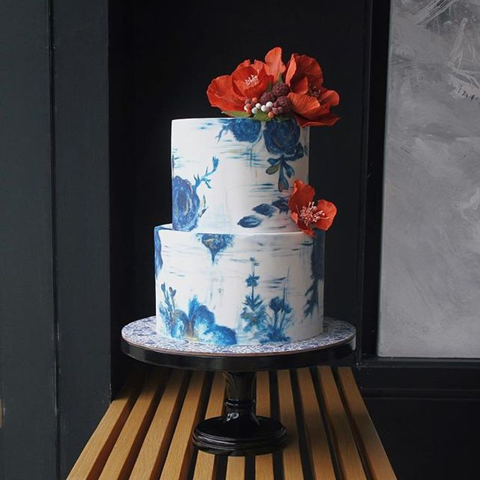 Tiered and Wedding Cakes 2019 by WoodLove - 007