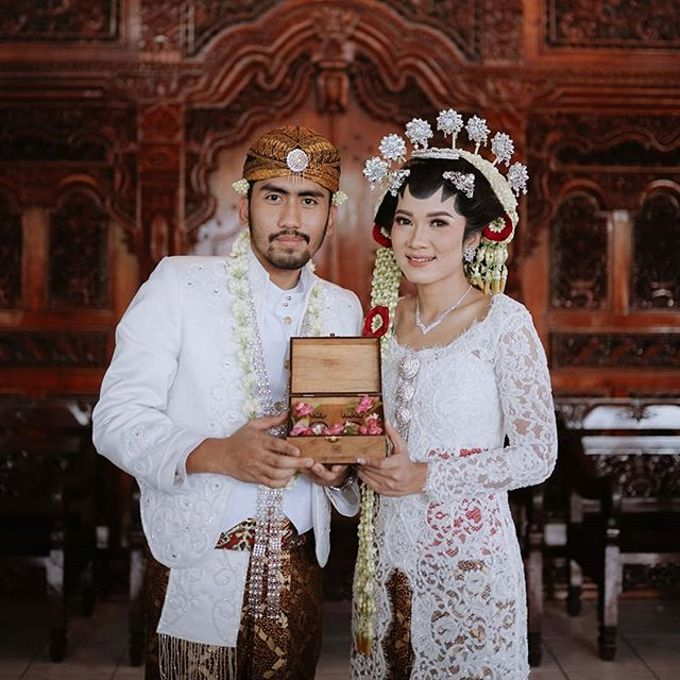 Alda & Rizky Akad by The Sasongko wedding planner & organizer - 002