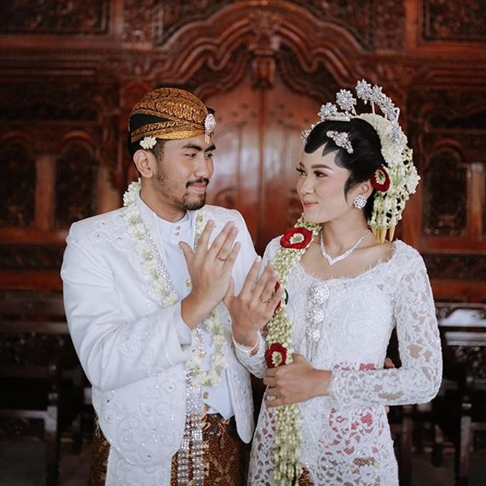 Alda & Rizky Akad by The Sasongko wedding planner & organizer - 001