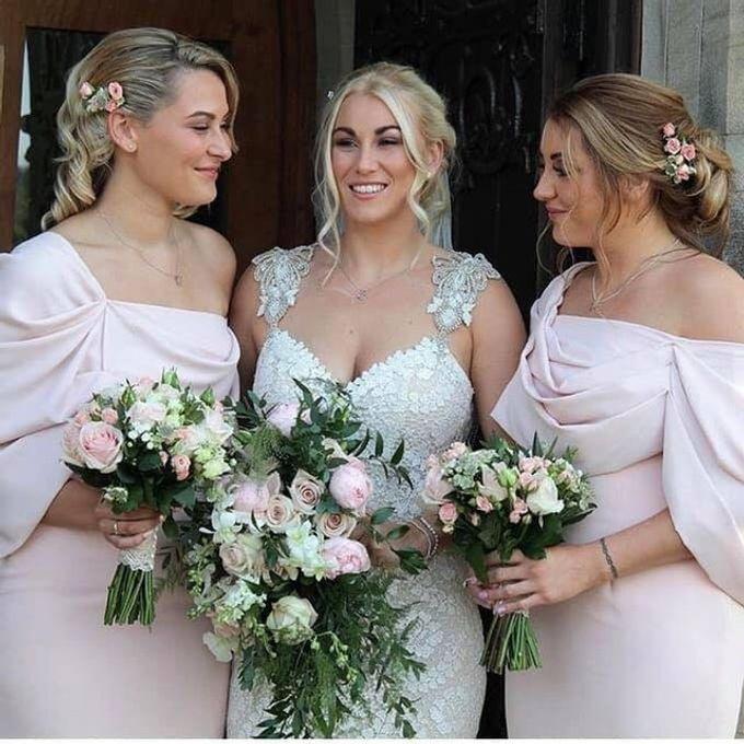 Bridal & events hair  by Danielle Marouzet Hair Design - 024
