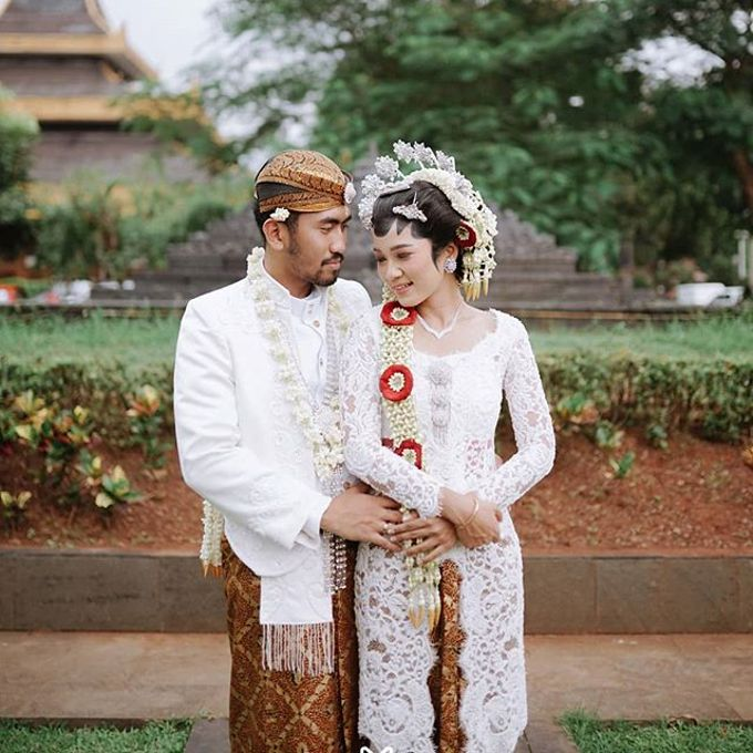 Alda & Rizky Akad by The Sasongko wedding planner & organizer - 004