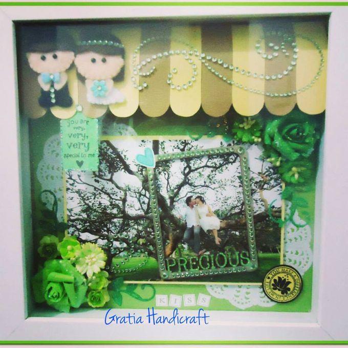 Scrapbook in Frame by Gratia Handicraft - 001