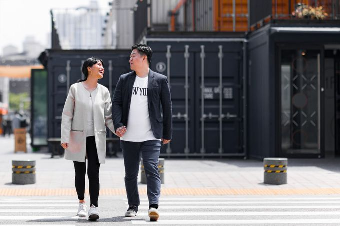 Prewedding Seoul by Ohana Enterprise - 006
