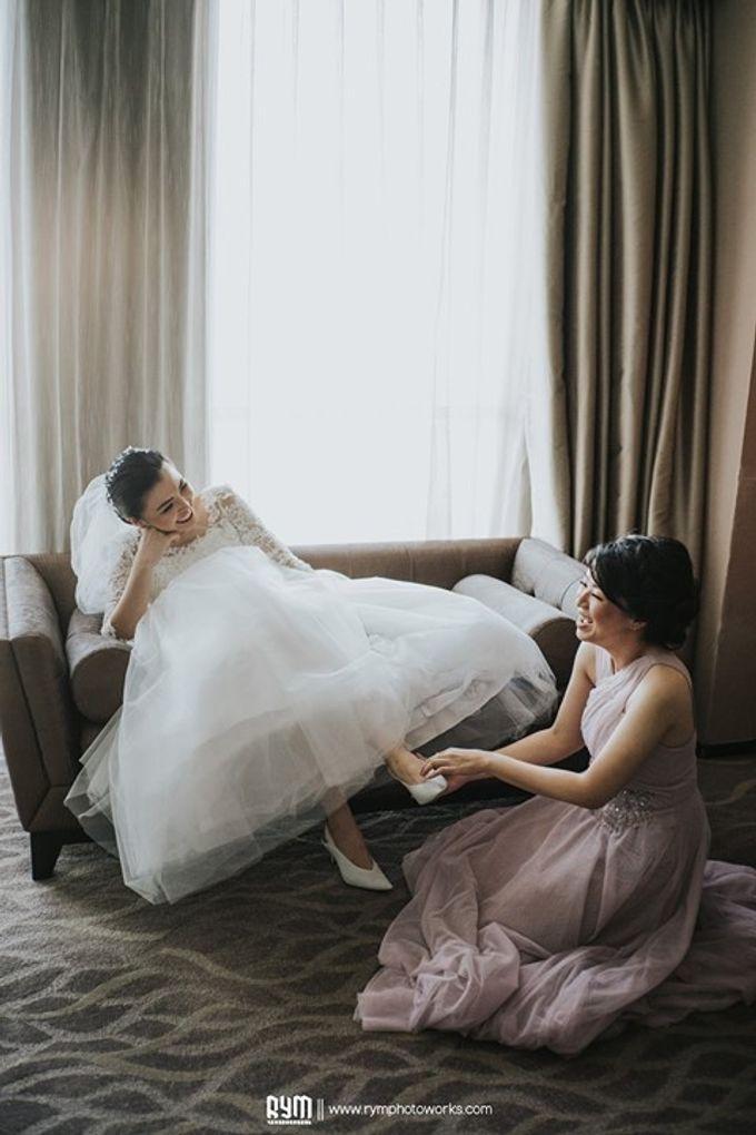Hansen & Cynthia Wedding Day by RYM.Photography - 017