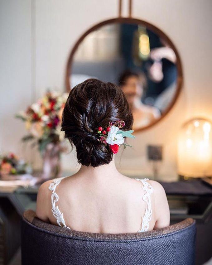 Adelene Wedding by Makeup Pros - 002