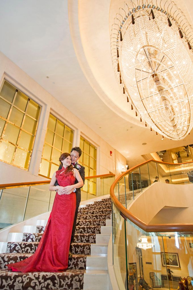 St Regis Singapore Wedding 2 by Ray Gan Photography - 048