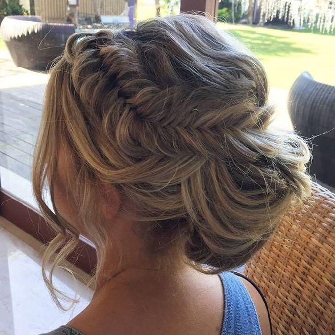 UPDO STYLES by Bali Hair and Makeup  / Anja buerck - 005