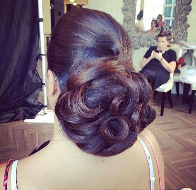 Bridal & events hair  by Danielle Marouzet Hair Design - 021