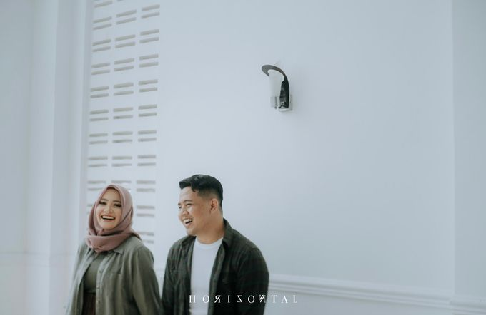 Prewedding Nidan // Caca by Horizontal Studio - 012