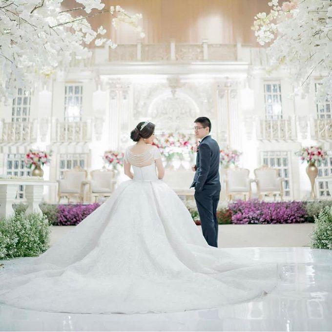 The Wedding of Steven & Siska by Bloom Gift - 003
