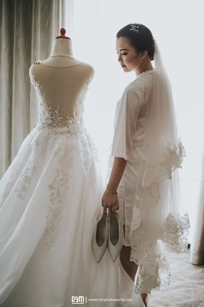 Hansen & Cynthia Wedding Day by RYM.Photography - 012