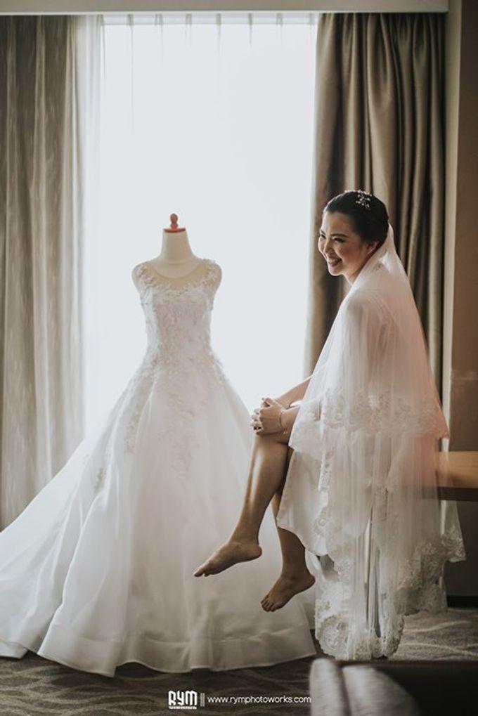 Hansen & Cynthia Wedding Day by RYM.Photography - 008