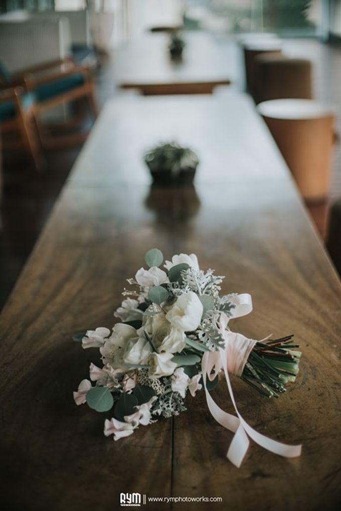 Hansen & Cynthia Wedding Day by RYM.Photography - 005