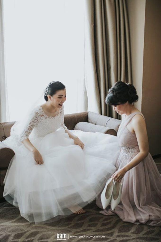 Hansen & Cynthia Wedding Day by RYM.Photography - 016