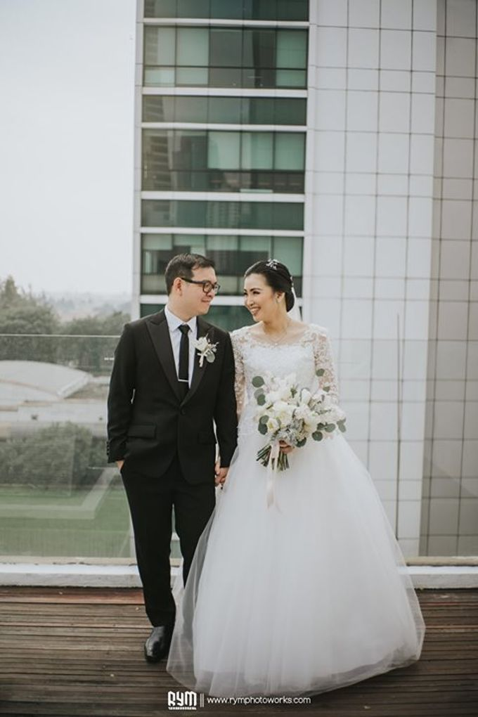 Hansen & Cynthia Wedding Day by RYM.Photography - 025