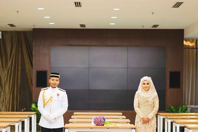 Liyana & Fairuz - Reception by Cubic Foto by PlainPaperpaint Production - 047