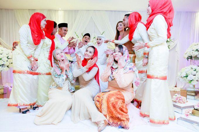 Zuhairah & Fuad by The Rafflesia Wedding & Portraiture - 046