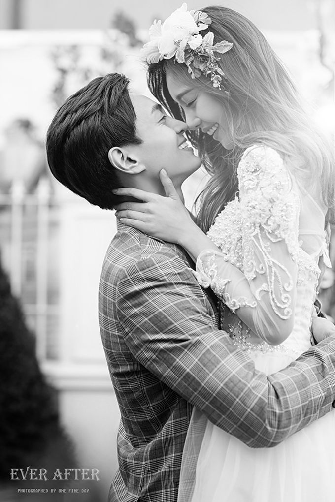 Korea Pre-Wedding Photoshoot - Studio 20 by Willcy Wedding by Willcy Wedding - Korea Pre Wedding - 045