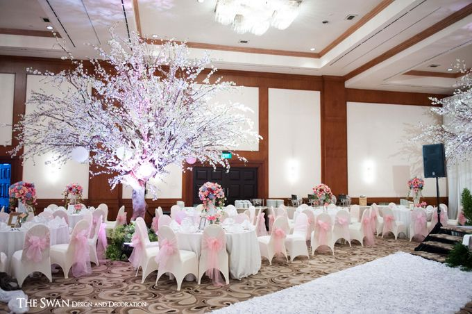 The Wedding Of Johannes Lyonita At Hotel Millenium Jakarta By The