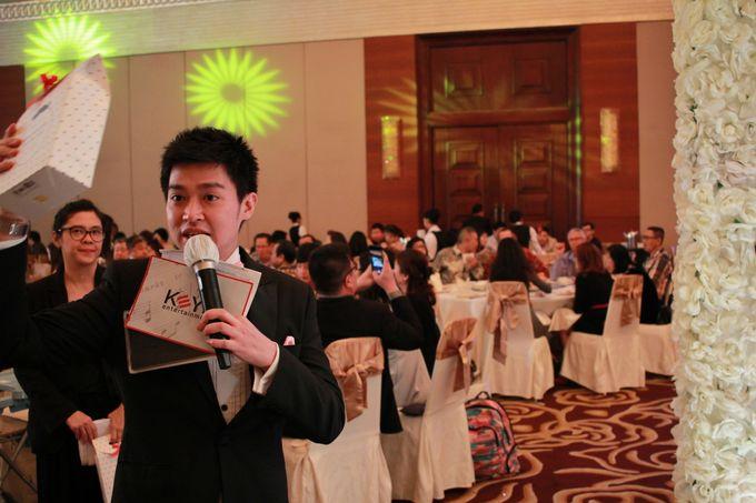 Anthony Stevven MC Wedding SunCity Jakarta by KEYS Entertainment - 008