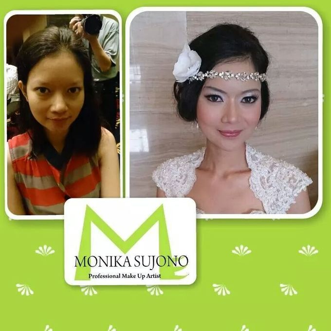Before After Make up by Monika Sujono Make Up Artist - 021