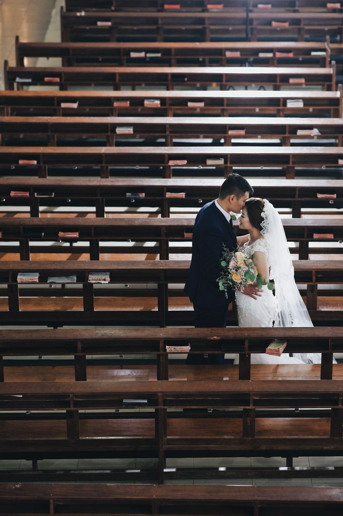 The Wedding of  Ferry & Okta by Satori Planner - 018