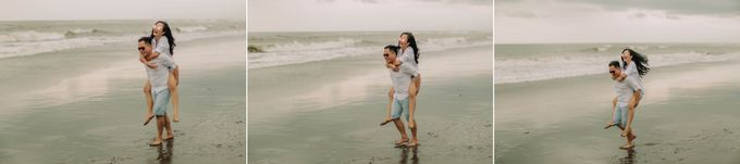 PRE - WEDDING DANIEL & KARINA BY HENOKH WIRANEGARA by All Seasons Photo - 044