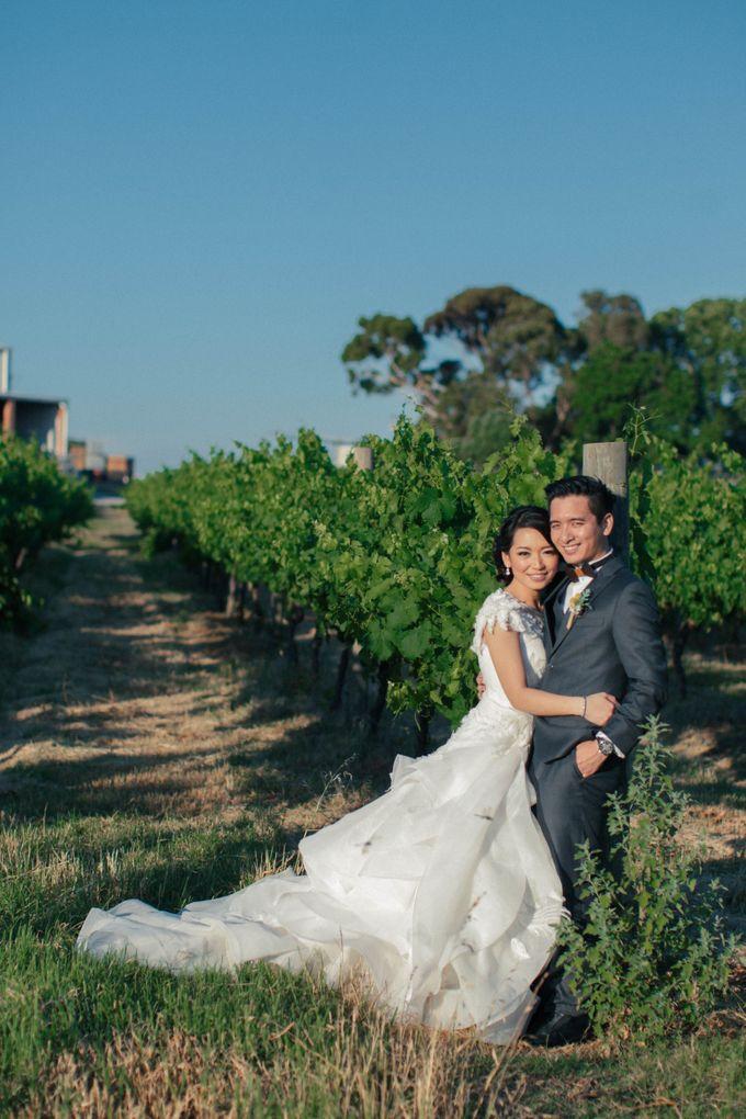 Ivan & Laviana Perth Wedding by Ian Vins - 039