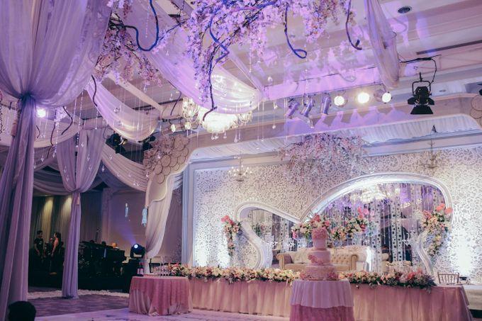 Tomas & Asti Jakarta Wedding by Ian Vins - 034