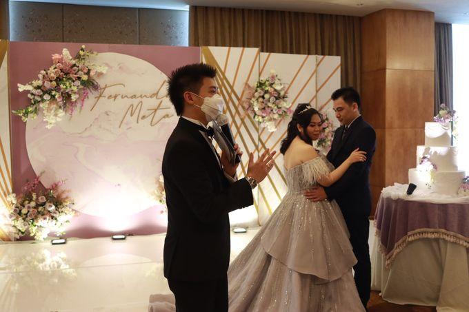 MC Wedding Intimate Hotel Mulia Jakarta - Anthony Stevven by Anthony Stevven - 018