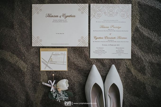 Hansen & Cynthia Wedding Day by RYM.Photography - 004