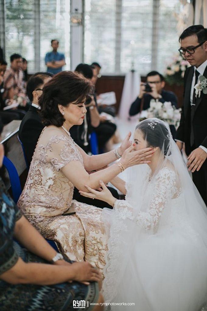 Hansen & Cynthia Wedding Day by RYM.Photography - 028