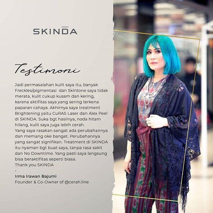 SKINDA TESTIMONIAL by SKINDA Medical Skin Care & Dermatology Center - 001