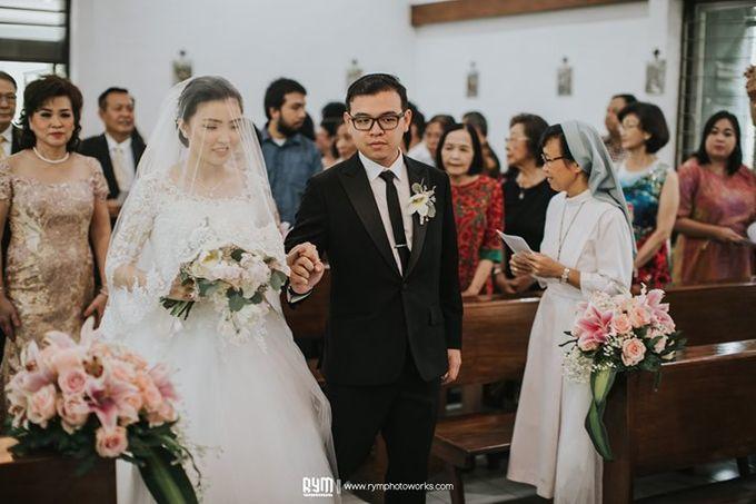 Hansen & Cynthia Wedding Day by RYM.Photography - 027