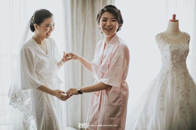 Hansen & Cynthia Wedding Day by RYM.Photography - 009