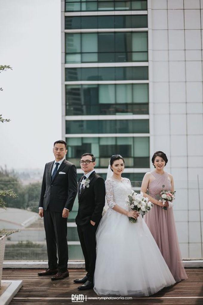 Hansen & Cynthia Wedding Day by RYM.Photography - 026