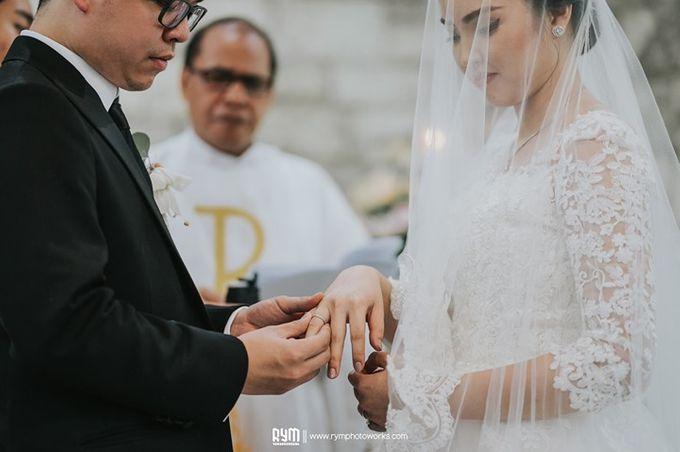 Hansen & Cynthia Wedding Day by RYM.Photography - 029