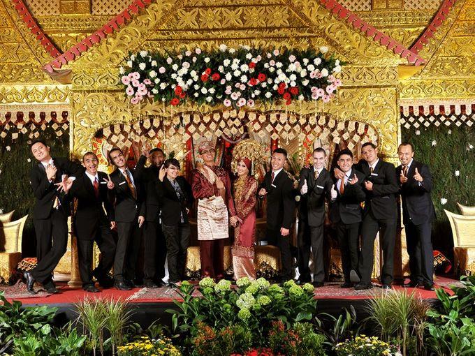The Wedding Of Utami & Hafidz by Alux's Event & Wedding Creator - 006