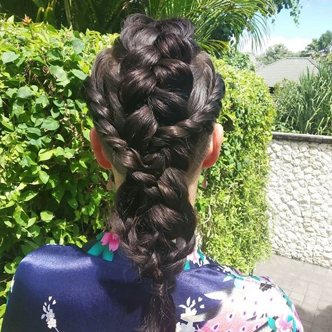 UPDO STYLES by Bali Hair and Makeup  / Anja buerck - 004