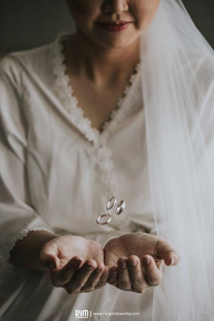 Hansen & Cynthia Wedding Day by RYM.Photography - 013