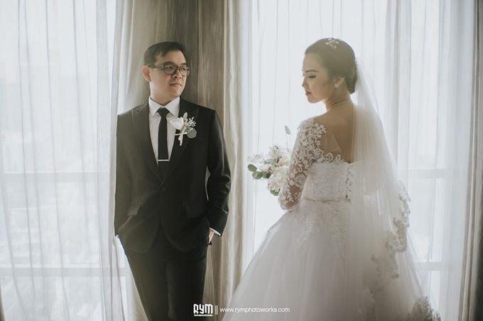 Hansen & Cynthia Wedding Day by RYM.Photography - 001