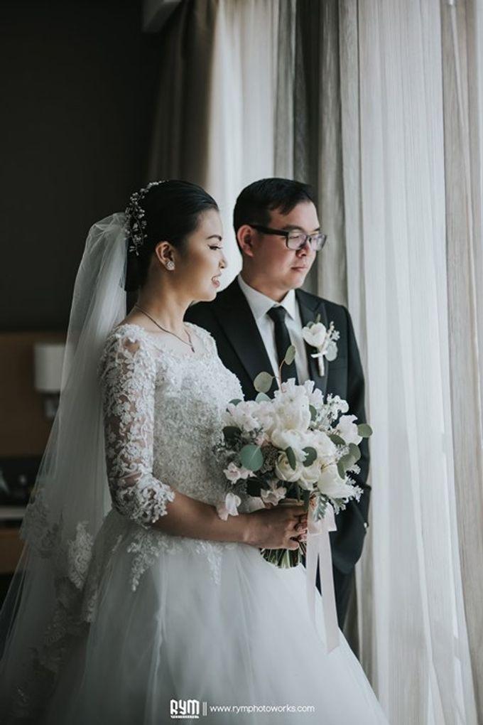 Hansen & Cynthia Wedding Day by RYM.Photography - 022